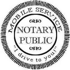 1969 Austin Mobile Notary
